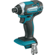Factory Reconditioned Makita XDT11Z-R 18V LXT Cordless Lithium-Ion 1/4 in. Impact Driver (Tool Only)