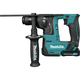 Makita RH02R1 12V max CXT Lithium-Ion 9/16 in. Rotary Hammer Kit, accepts SDS-PLUS bits (2.0Ah)