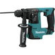 Makita RH02Z 12V max CXT Lithium-Ion 9/16 in. Rotary Hammer, accepts SDS-PLUS bits, Tool Only