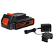 Black & Decker LBXR20CK 20V MAX 1.5 Ah Lithium-Ion Battery and Charger Kit