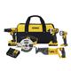 Dewalt DCK520D1M1 20V MAX Lithium-Ion Compact 5-Tool Kit