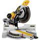 Factory Reconditioned Dewalt DWS780R 12 in. Double Bevel Sliding Compound Miter Saw