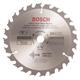 Bosch CBCL624A 6-1/2 in. 24 Tooth Circular Saw Blade