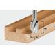 Festool 490980 60mm Long HW Spiral Bit for VS 600 FZ 10