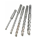 Milwaukee 48-20-7490 5-Piece SDS-Plus Bit Assortment