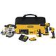 Dewalt DCK423D2 20V MAX 4-Tool Combo Kit