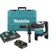 Makita XRH07PTU 18V X2 LXT Brushless 1-9/16 in. Advanced AVT Rotary Hammer with AWS
