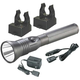 Streamlight 75763 Stinger LED HP Rechargeable Flashlight with 2 Holders (Black)