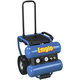 Factory Reconditioned Emglo EM810-4MR 1.1 HP 4 Gallon Oil-Lube Dolly-Style Twin Stack Air Compressor
