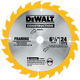 Dewalt DW9154 6-1/2 in. 24 Tooth Circular Saw Blade