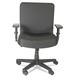 Alera ALECP210 Xl Series Big & Tall Mid-Back Task Chair, Black