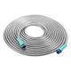 Sun Joe AJSGH50 50-Feet Heavy-Duty Spiral Constructed Stainless Steel Metal Garden Hose