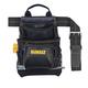 Dewalt DG5433 10-Pocket Carpenter's Top Grain Leather Nail and Tool Bag
