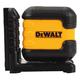 Dewalt DW08802 Red Cross Line Laser Level (Tool Only)