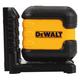 Dewalt DW08802CG Green Cross Line Laser Level (Tool Only)