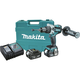 Factory Reconditioned Makita XPH07M-R 18V LXT 4.0 Ah Cordless Lithium-Ion Brushless 1/2 in. Hammer Driver Drill Kit
