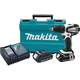 Factory Reconditioned Makita XFD01RW-R 18V LXT Lithium-Ion Variable 2-Speed 1/2 in. Cordless Drill Driver Kit (2 Ah)