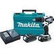 Factory Reconditioned Makita XPH01RW-R 18V LXT Lithium-Ion Variable 2-Speed 1/2 in. Cordless Hammer Drill Driver Kit (2 Ah)