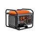 Generac 7128 GP3500iO Open Frame RV Ready Inverter Generator - 3500 Starting Watts with PowerRush Technology