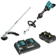 Makita XUX01M5PT 18V X2 (36V) LXT Lithium-Ion Brushless Cordless Couple Shaft Power Head Kit with 5.0Ah String Trimmer Attachment