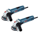 Bosch 1380SLIM-2P 4-1/2 in. 7.5 Amp Small Angle Grinder (2-Pack)