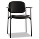 Basyx VL616SB11 CHAIR,SIDE CHAIR ARMS,BK