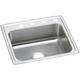 Elkay PSR22194 Celebrity Top Mount 22 in. x 19-1/2 in. Single Bowl Sink (Stainless Steel)