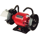 General International BG6001 6 in. 2A Bench Grinder with Twin LED Flexi Work Lights