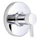 Danze D510430T Amalfi 1-Handle Pressure Balance Trim Kit for Valve only (Chrome)