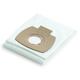 FLEX 445088 FS-F VCE L/M VE5 - Fleece Filter Bags