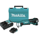 Makita AD03R1 12V max CXT Lithium-Ion 3/8 in. Cordless Right Angle Drill Kit (2 Ah)