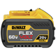 Dewalt DCB612 20V/60V MAX FLEXVOLT 12 Ah Lithium-Ion Battery