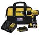 Dewalt DCD785C2 20V MAX Cordless Lithium-Ion Compact Hammer Drill Driver Kit