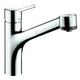 Hansgrohe 06462000 Talis S Single Hole Kitchen (Chrome)