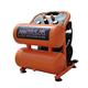 Hulk HP15P004SS 1.5 HP 4 Gallon Silent Air Portable Compressor