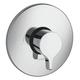 Hansgrohe 04355000 E Pressure Balance Trim (Chrome)