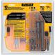 Dewalt DW5366 10-Piece Rock Carbide and Anchor Drive Installation Kit