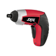 Skil 2354-02 4V Max Cordless Lithium-Ion iXO Palm-Sized Driver with Right Angle Attachment and 10-Piece Bit Set