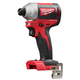 Milwaukee 2851-20 M18 Brushless 1/4 in. Hex 3 Speed Impact Driver (Tool Only)