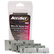 SENCO A109809 23-Gauge 1/2 in. - 1 in. Electro-Galvanized Headless Micro Pins Variety Pack (2,500-Pack)