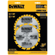 Dewalt DW9058 2-Piece 5-3/8 in. Circular Saw Blade Combo Pack