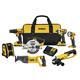Factory Reconditioned Dewalt DCK720D2R 20V MAX Compact 7-Tool Combo Kit