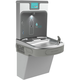 Elkay LZS8WSLP Enhanced EZH2O Bottle Filling Station and Single ADA Cooler, Filtered/8 GPH (Light Gray)