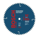 Bosch CB1060 10 in. 60 Tooth Miter/Table Saw Blade for Crosscutting