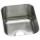 Elkay DXUH1318 Dayton 16 in. x 20-1/2 in. x 8 in., Single Bowl Undermount Bar Sink (Stainless Steel)