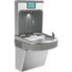 Elkay LZS8WSSP Enhanced EZH2O Bottle Filling Station and Single ADA Cooler, Filtered/8 GPH (Stainless)