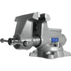 Wilton 28812 865M Mechanics Pro Vise with 6-1/2 in. Jaw Width, 6-1/2 in. Jaw Opening and 360-degrees Swivel Base
