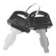 Quipall 6579 Dual Fuel Gas Portable Generator Replacement Key (for 5250DF Generator)