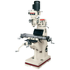 JET 691178 Mill with NEWALL DP700 3-Axis Quill DRO X and Y Powerfeed