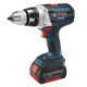 Bosch DDH181-01 18V Cordless Lithium-Ion Brute Tough 1/2 in. Drill Driver with 2 Fat Pack HC Batteries